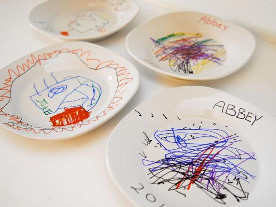 Decorated Ceramic Plates By Kiwico Get Steam Stem Projects
