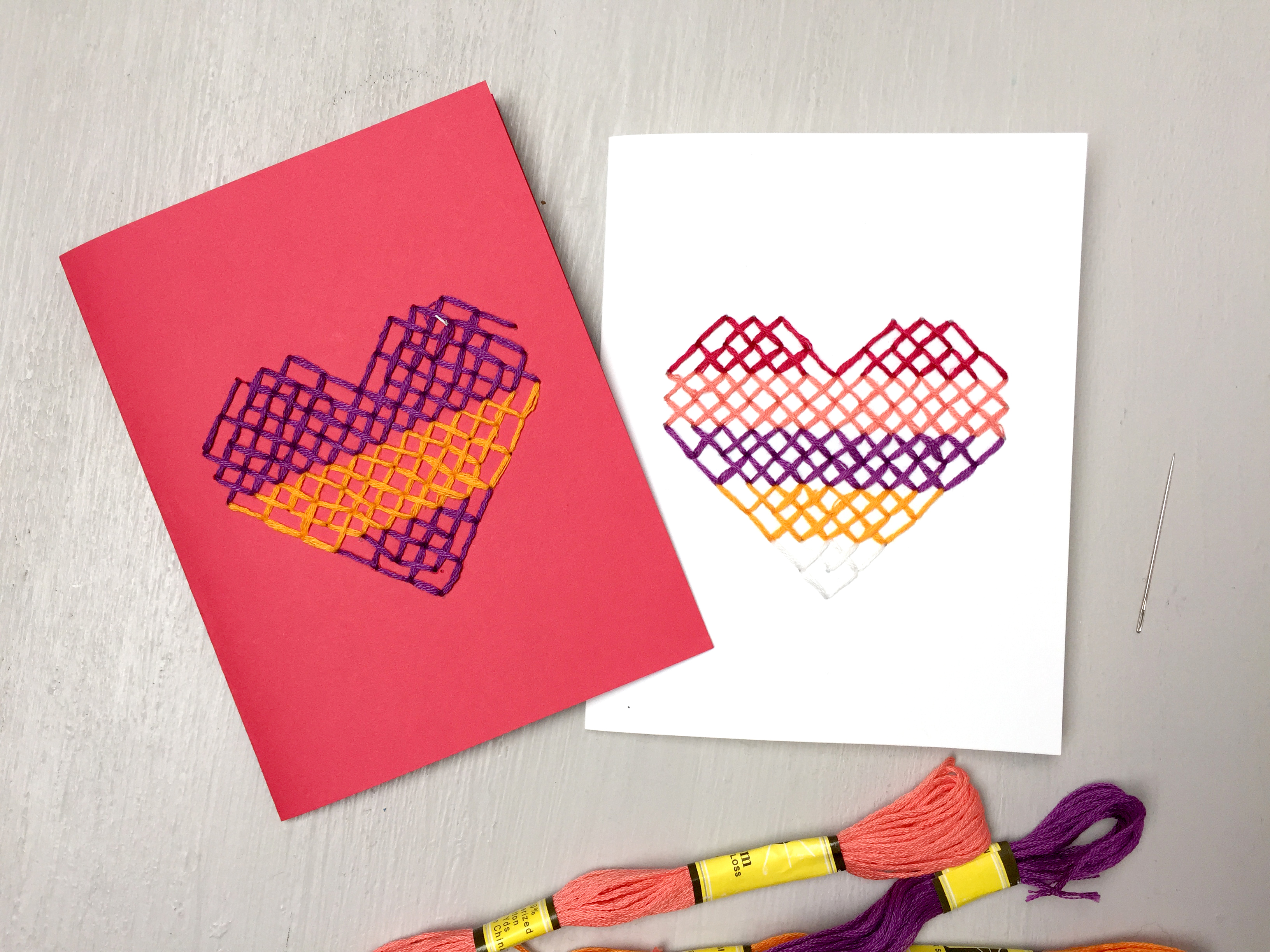 10 creative heart projects for kids