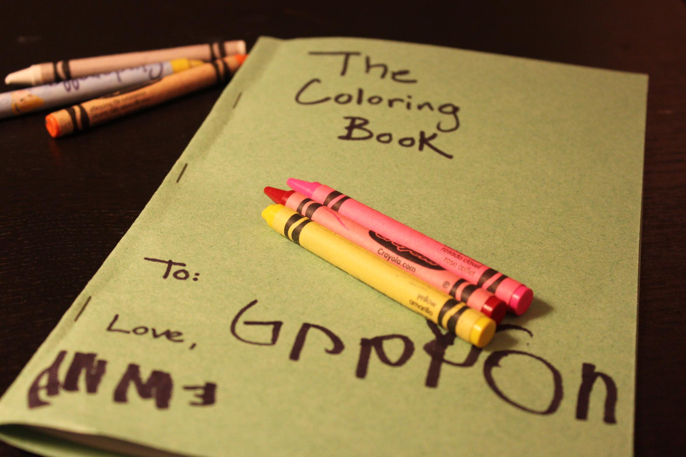 create a coloring book - Create A Coloring Book