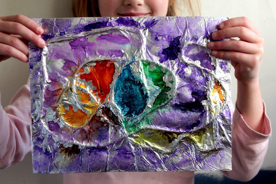 Art For Kids 15 Sensory Art Projects For Kids