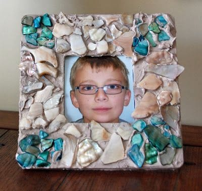 mosaic frames - Mosaic Picture Frames
