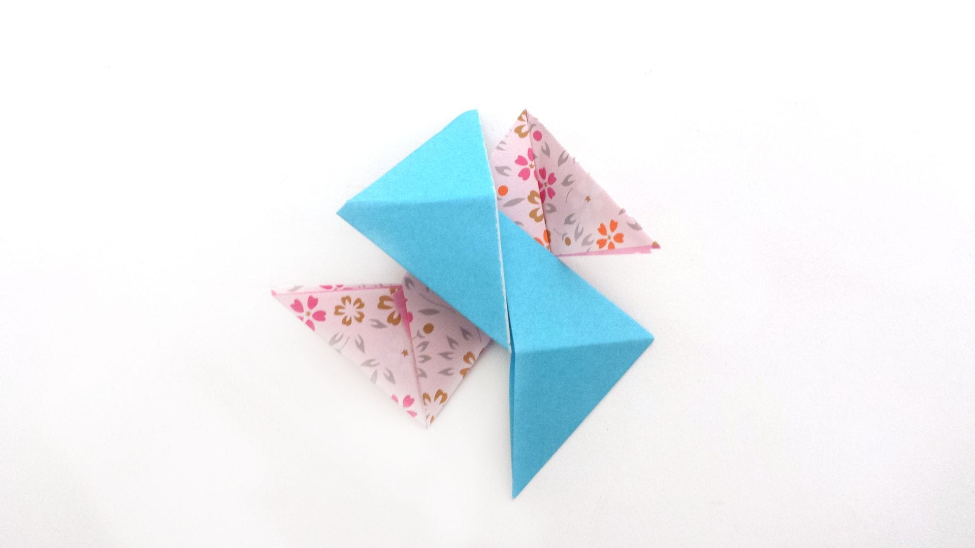 Origami Fidget Spinner - photo#21