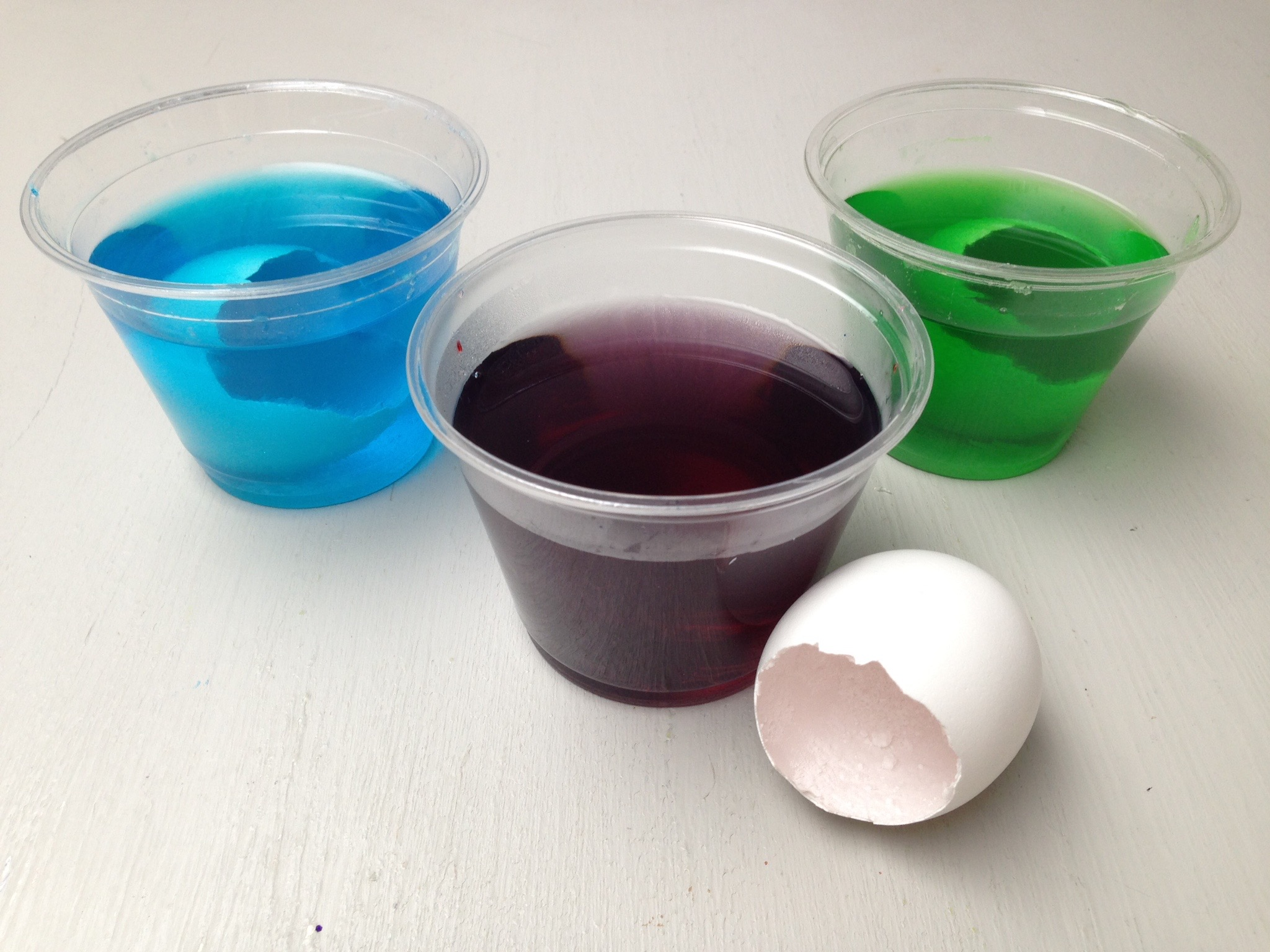 how to make egg geodes with borax