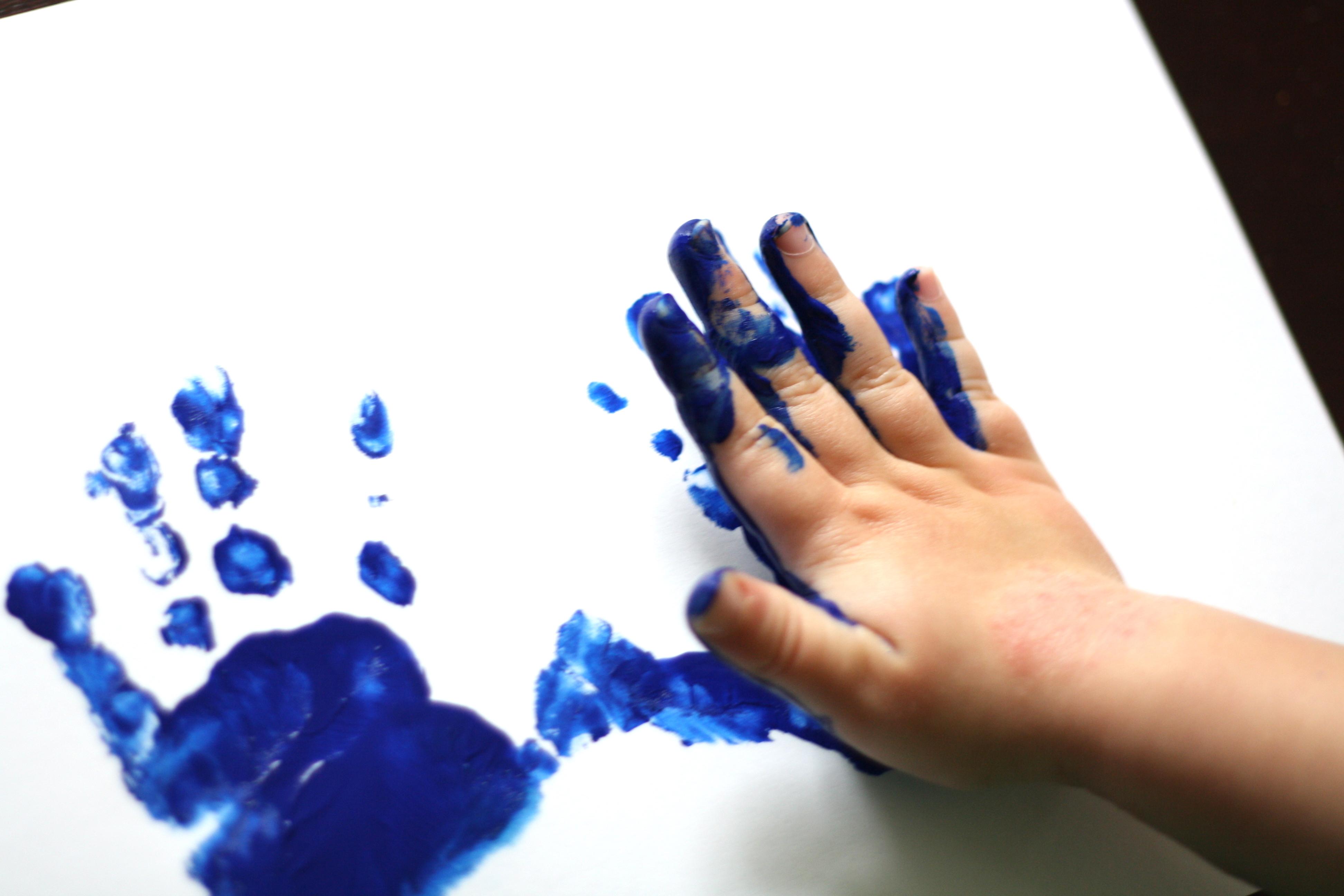 Uncategorized Handprint Menorah menorah handprint menorah