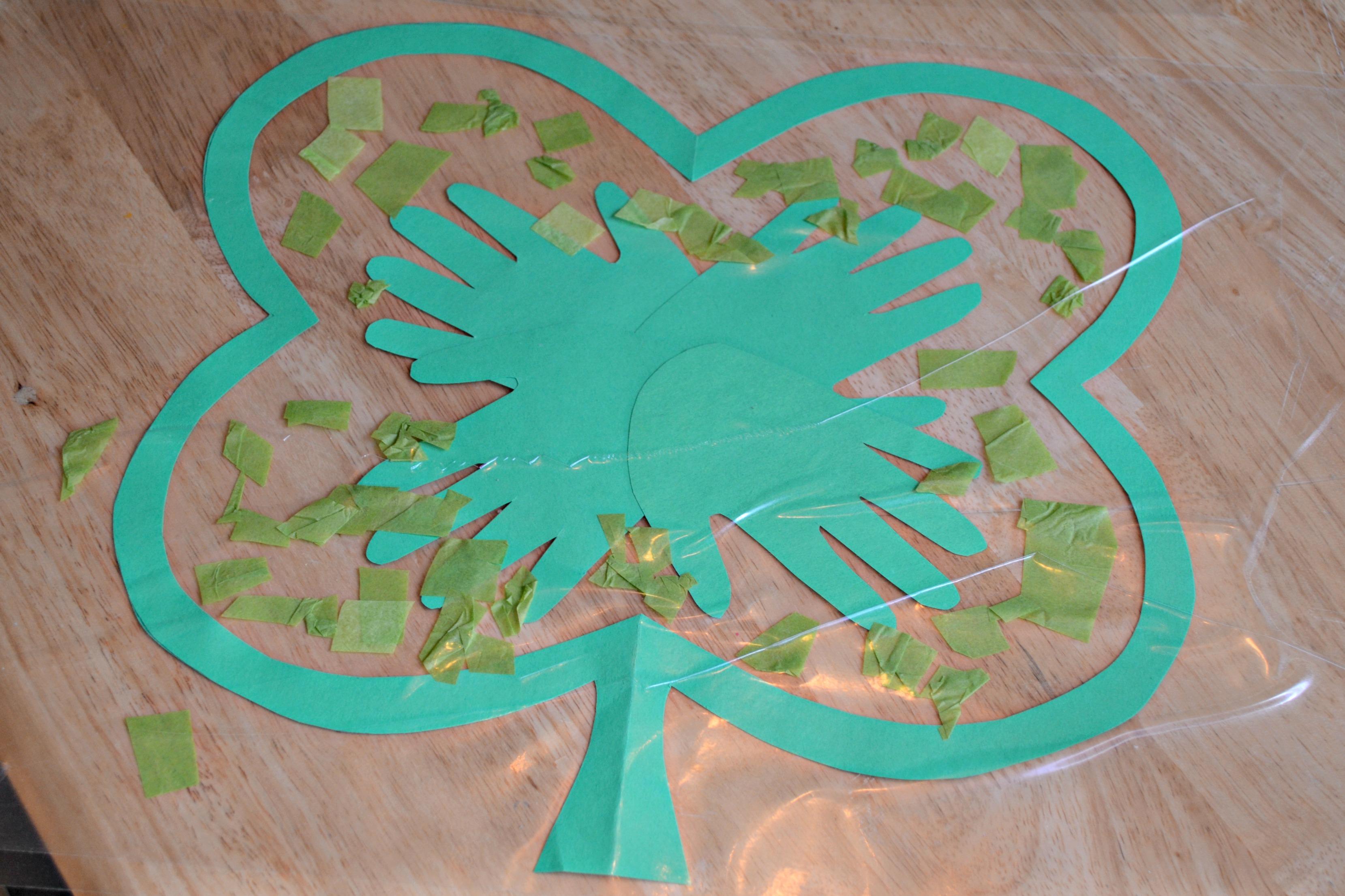 shamrock suncatchers by kiwico get steam u0026 stem projects